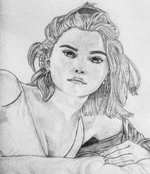 Selena Gomez by animelifeawesome