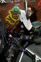 Taking out the trash by jj-dreamworldz