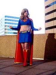 Supergirl by BladeAlchemist