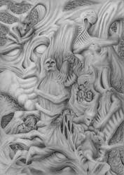 the psyche of paresthesia by arturo-ornelas