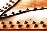 Rusty rivets by eskimoblueboy