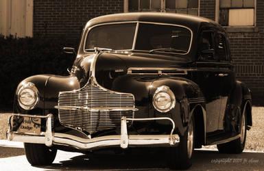 1940 Dodge by eskimoblueboy