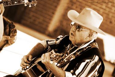 Country singer by eskimoblueboy