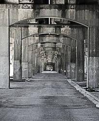 Overpass by eskimoblueboy