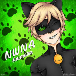 (COMMISSION) ChatNoir Icon by NatalieGuest