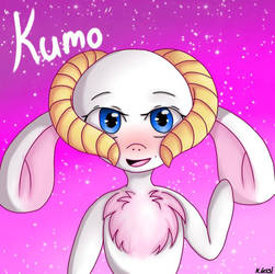 (COMMISSION) KUMO the Ram by NatalieGuest
