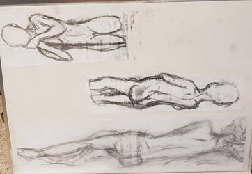 Life Drawing Five by NatalieGuest