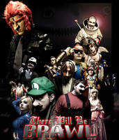 There Will Be Brawl: The Movie by HappyRussia
