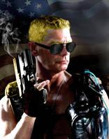 Realistic Duke Nukem by HappyRussia