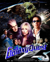 Galaxy Quest Poster by HappyRussia