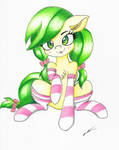 Apple Fritter by LuxiWind