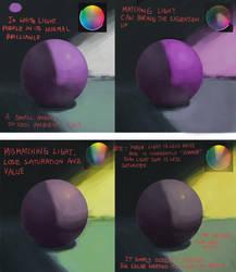 Matching Light by balloonwatch