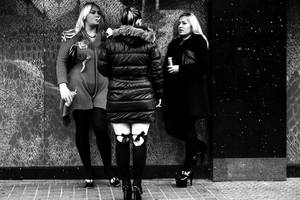 :: girls girls girls by noahsamuelmosko