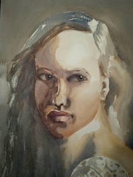 Modern Mona Lisa by JensMalmgren