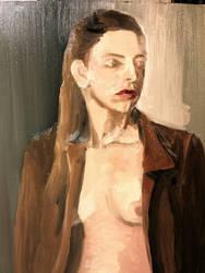 Francesca #1 by JensMalmgren