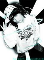 Tom Kaulitz by fairylaurena