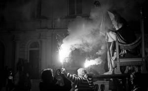 Lewes Bonfire Night   006 by flatproduct