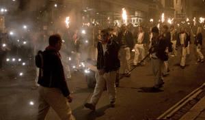 Lewes Bonfire Night  008 by flatproduct