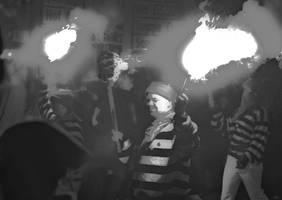 Lewes Bonfire Night   010 by flatproduct