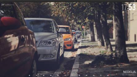 Electric Orange by DejanB
