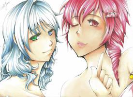 Commission: KikaiSaigono by ChuS2