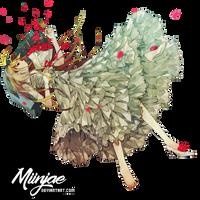 Render: Falling by MiinJae