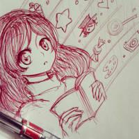 ibi chan by LottiBaskerville97