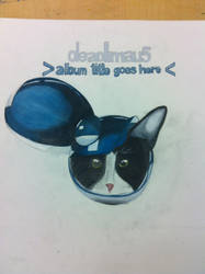 deadmau5: album title goes here by MisogiProductions