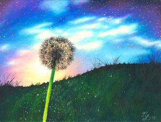 Wish on the Horizon by MyArtsDelight