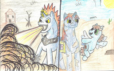 Faces of Firelite by Sparkus-Clark