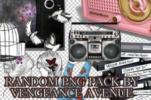 PNG pack by vengeanceavenue