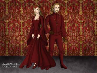 Les jeunes Capulet by John95400
