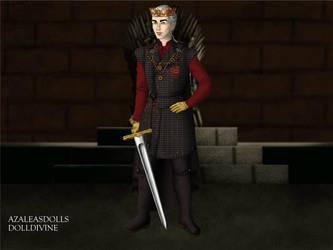 King Rhaegar I Targaryen by John95400