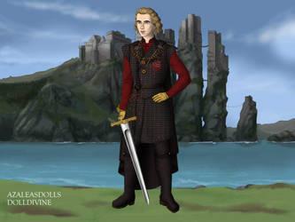Prince Aegon Targaryen by John95400