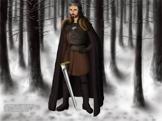 King Eddard I Stark by John95400