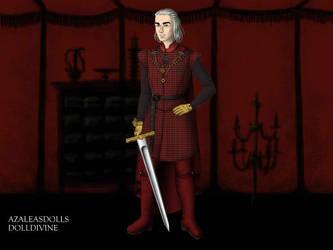 Prince Viserys Targaryen by John95400