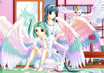 Wings by K-6
