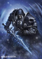 Arthas by NikolaiOstertag