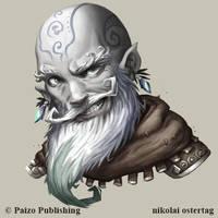 Pathfinder - Svrifneblin by NikolaiOstertag