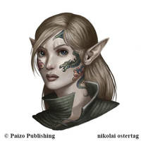 Pathfinder - Tarla by NikolaiOstertag