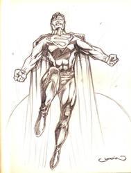 Superman I by yasinyayli