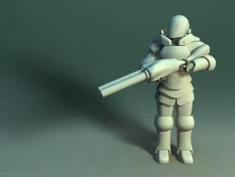Soldier Boy by evilhomer145