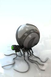 Snail by evilhomer145