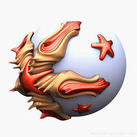 Starfish by evilhomer145