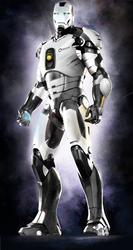 When Iron Man meets Portal... by COMBAT-BANANA
