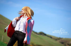 Howl's Moving Castle by BunnyTuan