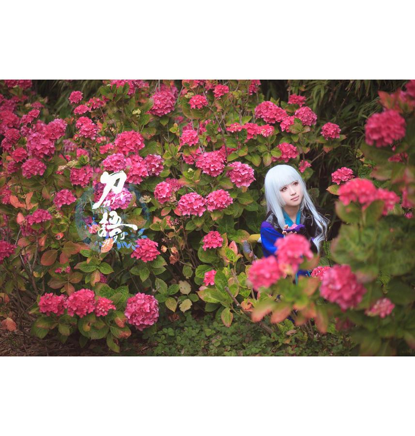 katanagatari_red by BunnyTuan