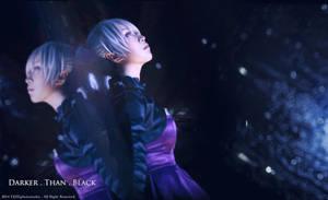 Darker than Black by BunnyTuan