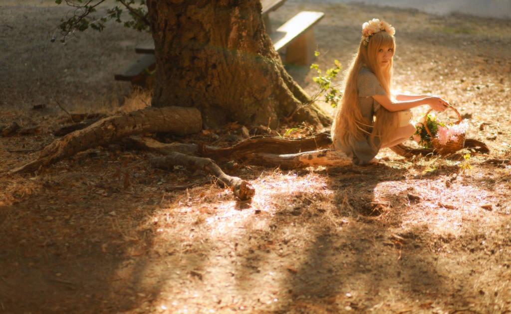 lost under the sun by BunnyTuan