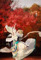 Gods and Fairy by BunnyTuan